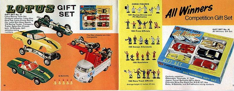 Corgi Toys - Catalogo 1969 1015