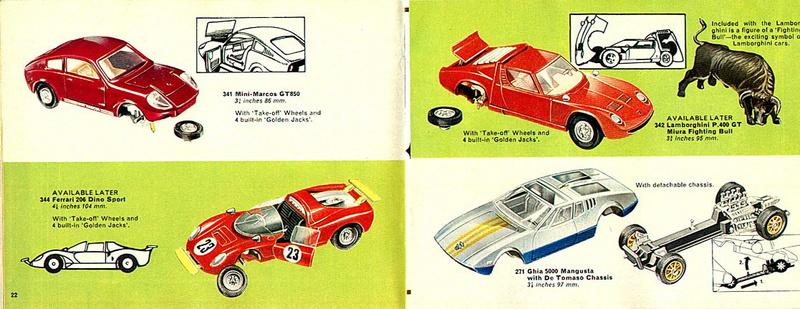 Corgi Toys - Catalogo 1969 1115