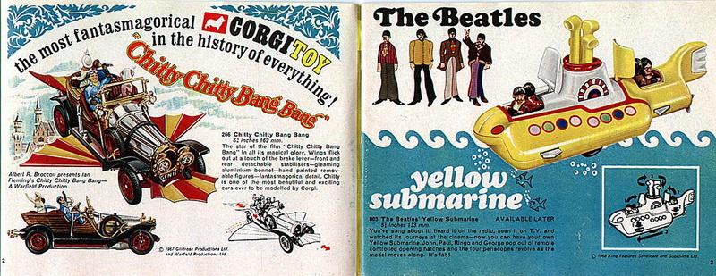 Corgi Toys - Catalogo 1969 116