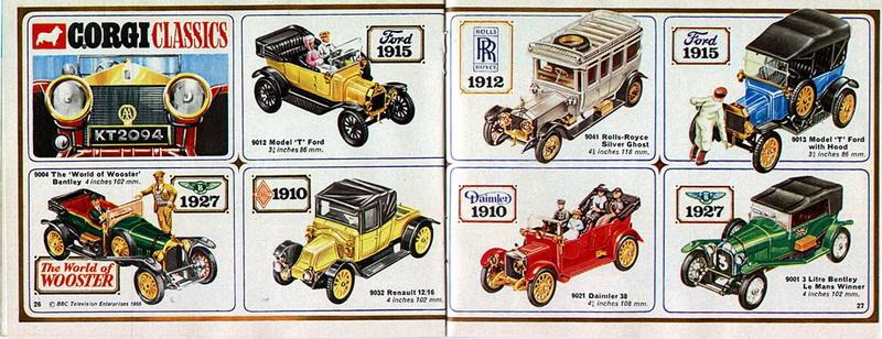 Corgi Toys - Catalogo 1969 1413