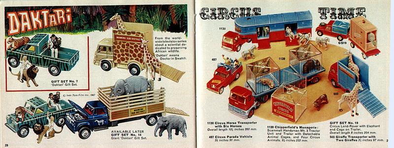 Corgi Toys - Catalogo 1969 1513