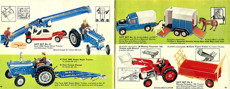 Corgi Toys - Catalogo 1969 2113