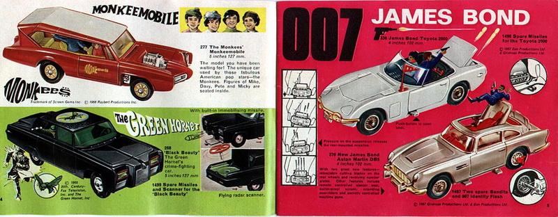 Corgi Toys - Catalogo 1969 217