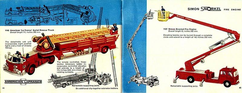 Corgi Toys - Catalogo 1969 2312
