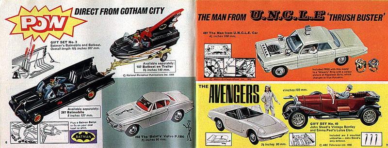 Corgi Toys - Catalogo 1969 317