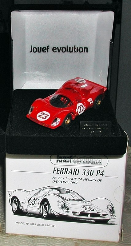 SERIE 3000 - Ferrari 330 P4 330_p411