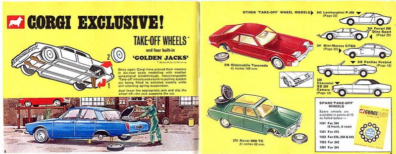 Corgi Toys - Catalogo 1969 417