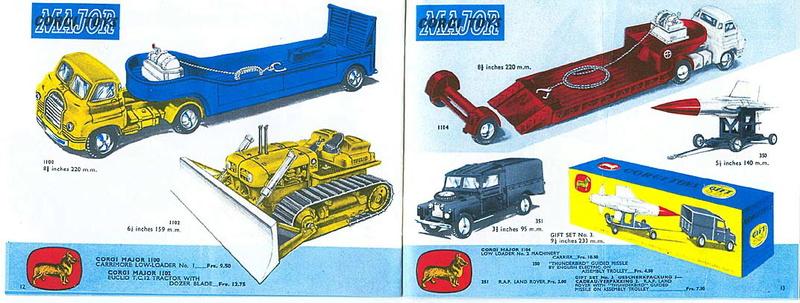 Corgi Toys - Catalogo 1958 615