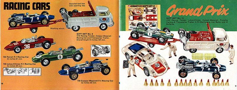 Corgi Toys - Catalogo 1969 915