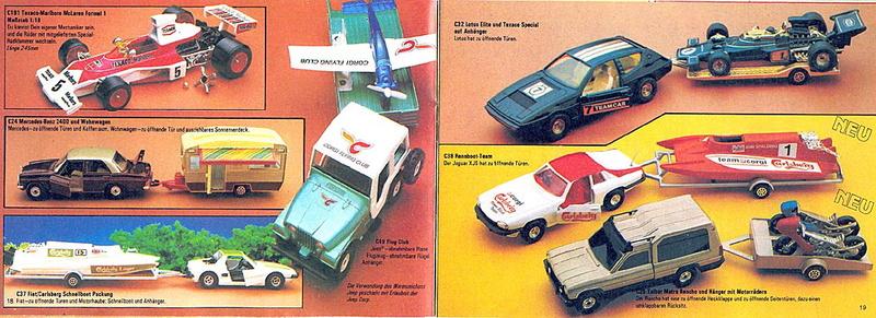 Corgi - Catalogo 1980-81 - versione tedesca 918