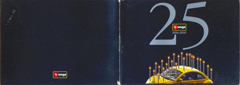 Catalogo 1999-2000 Burago38