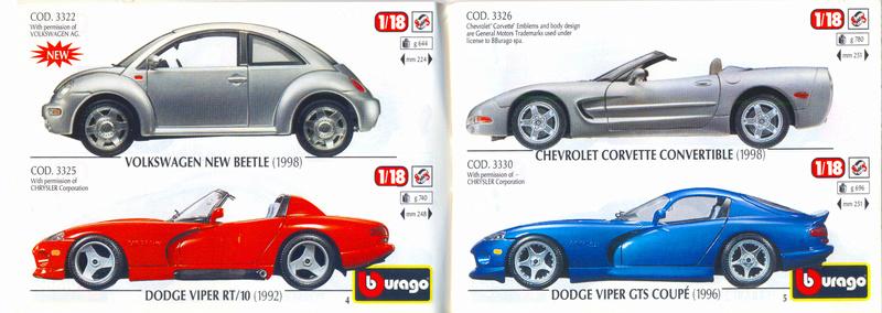 Catalogo 1999-2000 Burago39