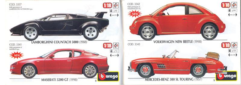 Catalogo 1999-2000 Burago40