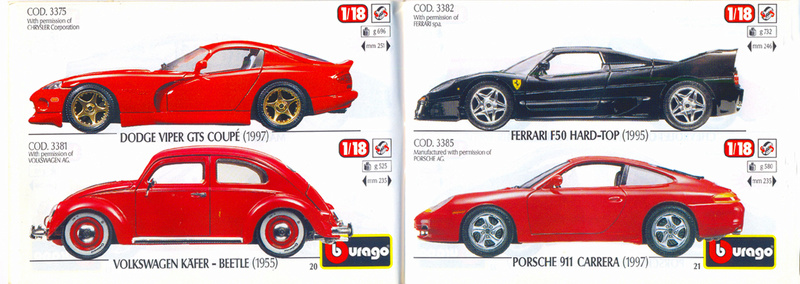 Catalogo 1999-2000 Burago46