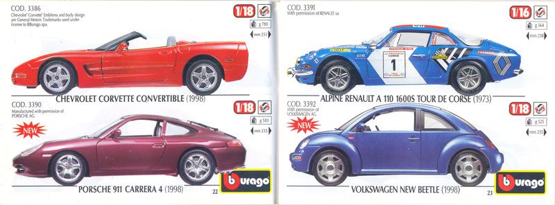 Catalogo 1999-2000 Burago48