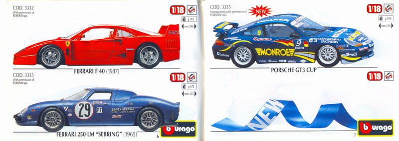 Catalogo 1999-2000 Burago49
