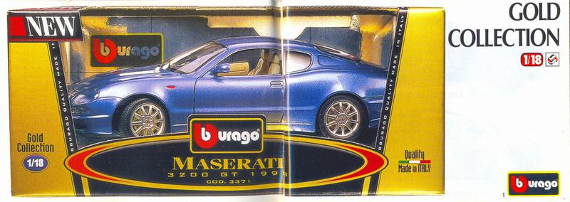 Catalogo 1999-2000 Burago50