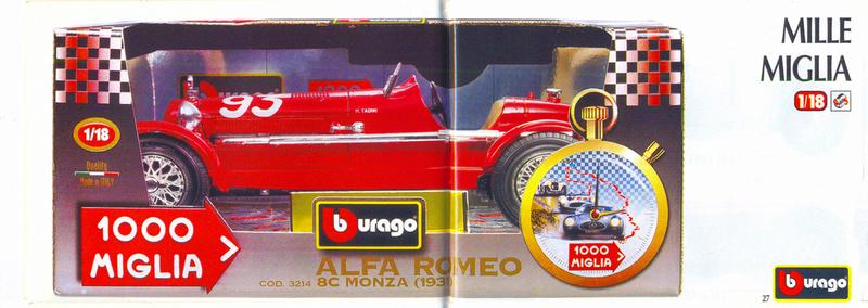 Catalogo 1999-2000 Burago51