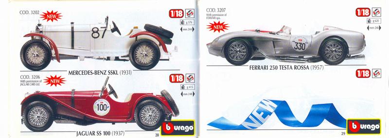 Catalogo 1999-2000 Burago52
