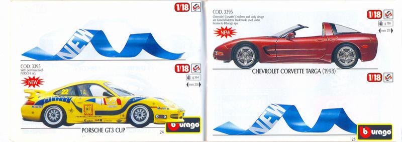Catalogo 1999-2000 Burago53