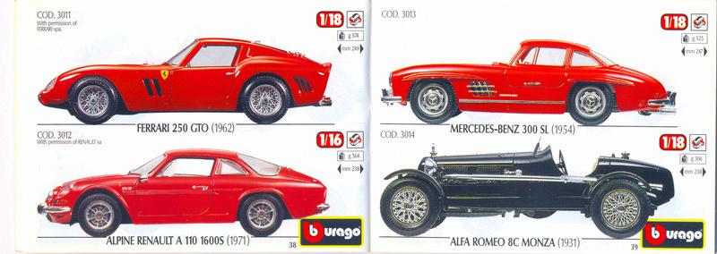 Catalogo 1999-2000 Burago54
