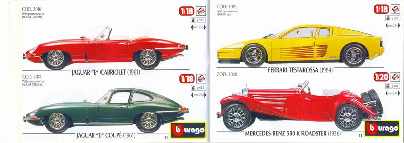 Catalogo 1999-2000 Burago55