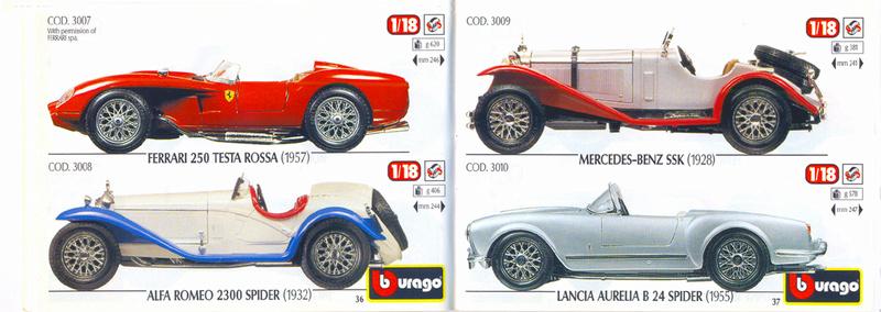 Catalogo 1999-2000 Burago58