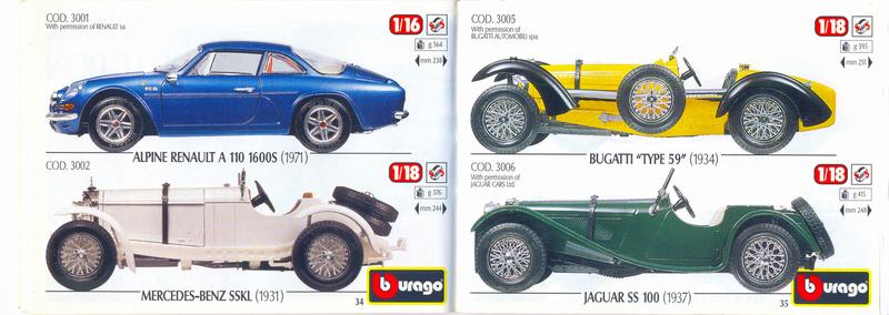 Catalogo 1999-2000 Burago59