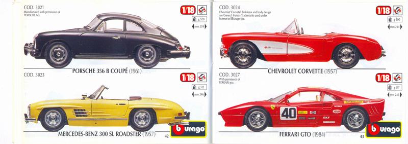 Catalogo 1999-2000 Burago60