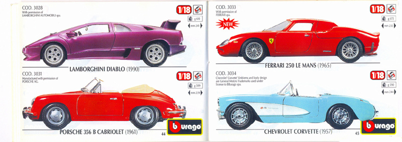 Catalogo 1999-2000 Burago61