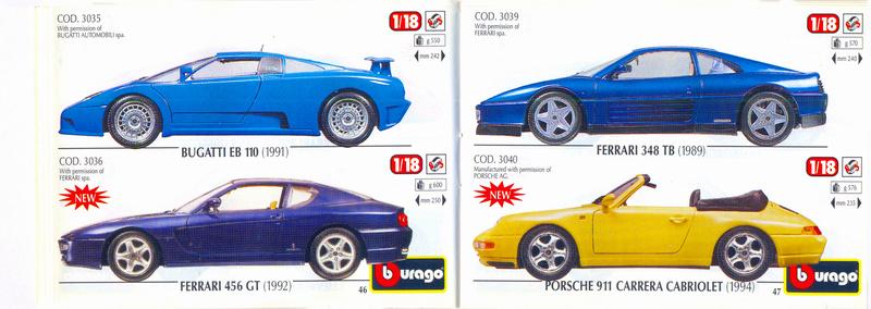 Catalogo 1999-2000 Burago63