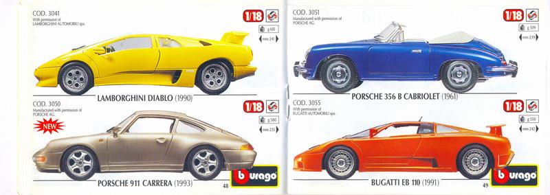 Catalogo 1999-2000 Burago64