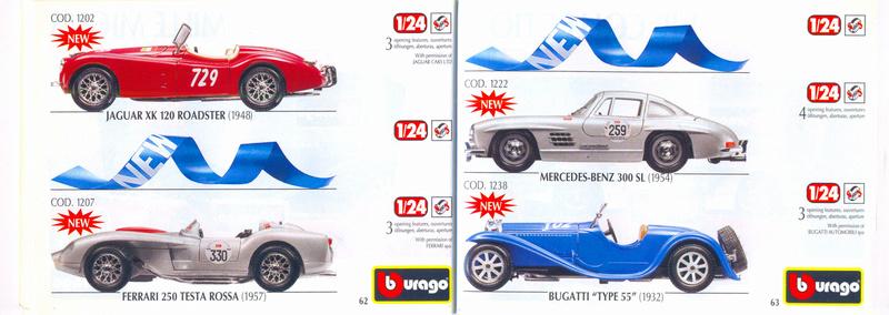 Catalogo 1999-2000 Burago73