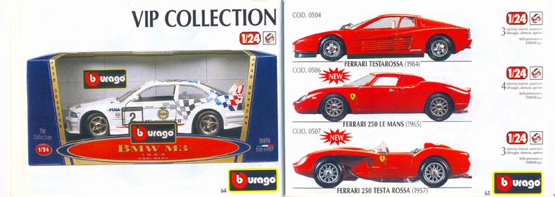 Catalogo 1999-2000 Burago74