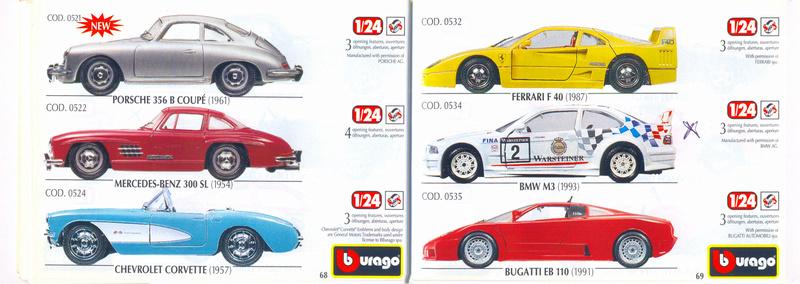 Catalogo 1999-2000 Burago75