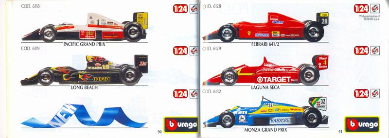 Catalogo 1999-2000 Burago80