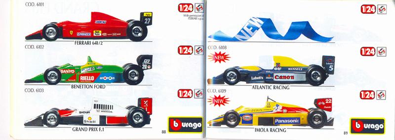 Catalogo 1999-2000 Burago81