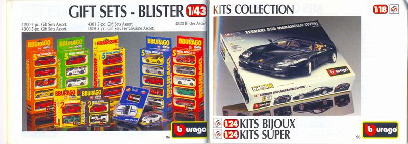 Catalogo 1999-2000 Burago82