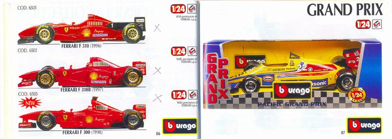Catalogo 1999-2000 Burago86