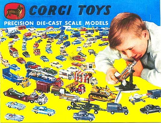 Corgi Toys - Catalogo 1958 Catal192