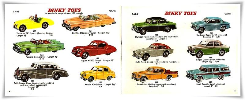 CATALOGO Dinky Toys UK 1960 Dinky_41