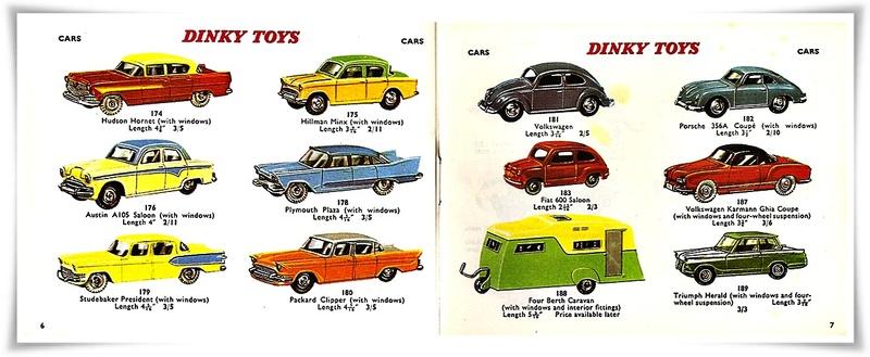 CATALOGO Dinky Toys UK 1960 Dinky_43
