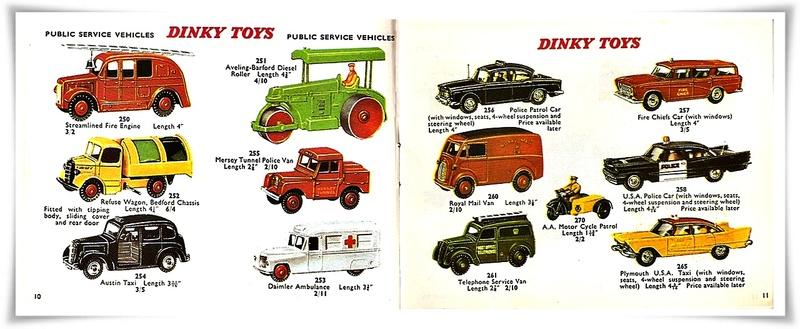 CATALOGO Dinky Toys UK 1960 Dinky_45