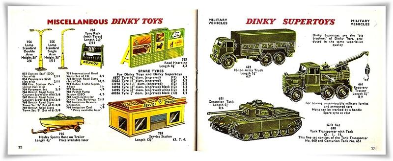 CATALOGO Dinky Toys UK 1960 Dinky_50