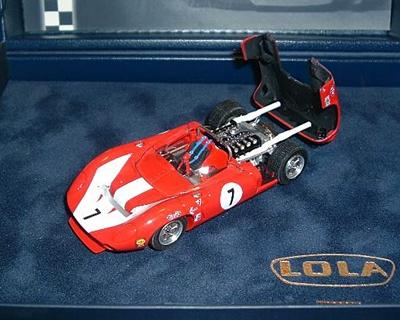 FLY CAR MODEL 1:43 ... volare, brevemente, ma in alto F0110