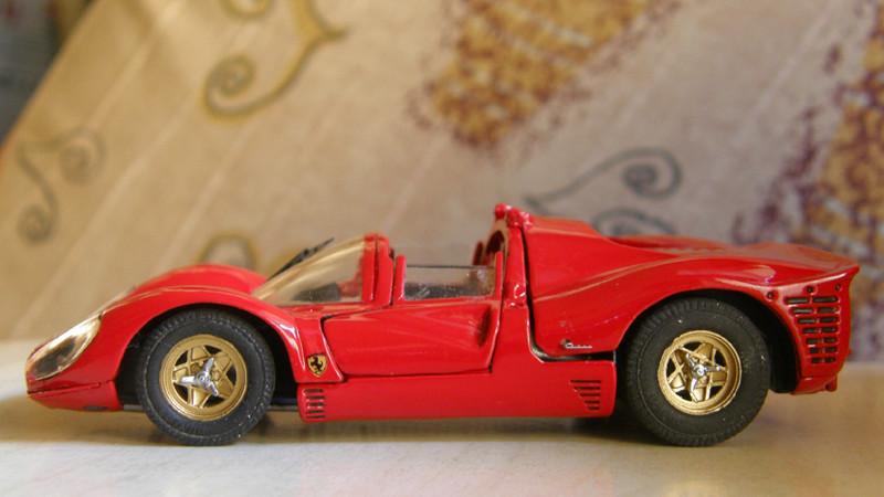 SERIE 3000 - Ferrari 330 P4 Jouef_20