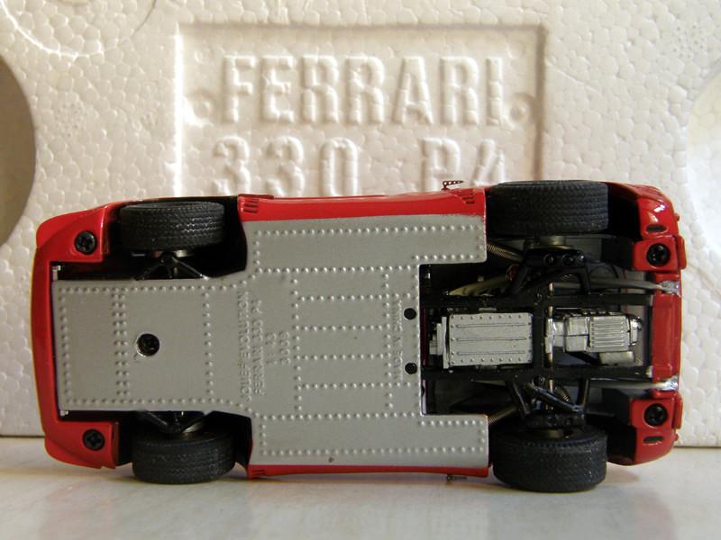 SERIE 3000 - Ferrari 330 P4 Jouef_24