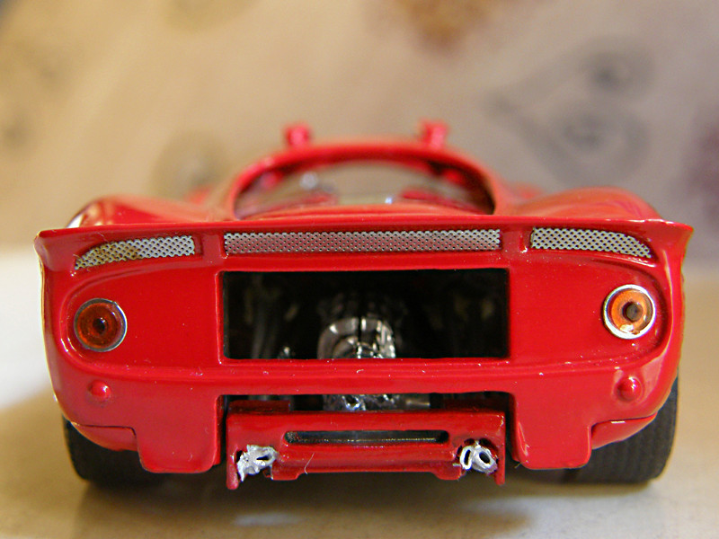 SERIE 3000 - Ferrari 330 P4 Jouef_25