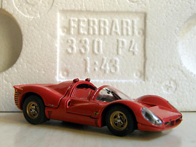 SERIE 3000 - Ferrari 330 P4 Jouef_26
