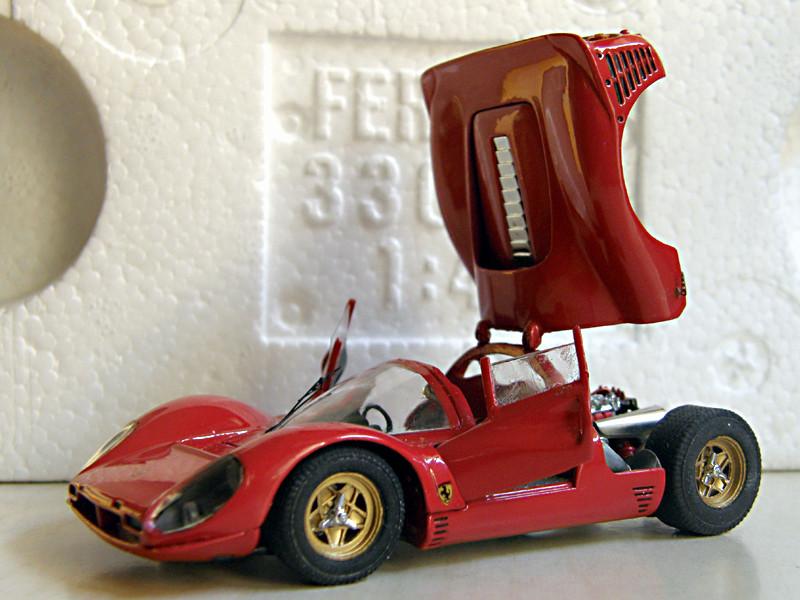 SERIE 3000 - Ferrari 330 P4 Jouef_28